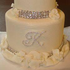 bling cake toppers 48 best bling wedding cakes images on bling wedding