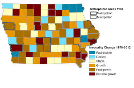 Iowa State Campus Map New Isu Report Shows Growing Income Inequality Evidence Of