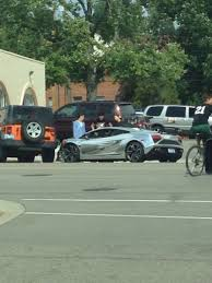 crashed lamborghini chrome lamborghini crash on grand river and gunson msu