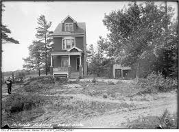 Bungalow Two Section Series by Ashdale Avenue I Leslieville Historical Society