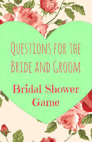 bridal shower question best bridal shower questions to ask the