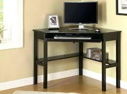 Black Computer Desk With Hutch White Corner Desk With Hutch Image Of White Wood Corner Desk