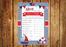 instant download ahoy it u0027s a boy price is right baby
