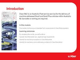 clean mail preparation business letter services introduction