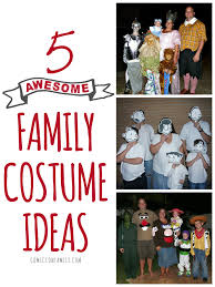 5 family costume ideas for or comic con family