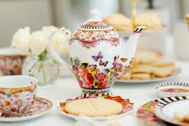 melli mello tea party with melli mello by lenox fashionable hostess