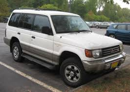 mitsubishi montero technical details history photos on better