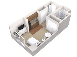 Floor Plans For Studio Apartments by Memory Care Floor Plans For Assisted Living Homes In Shrewsbury Ma