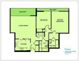 trillium floor plan trillium 2b ra151643 redawning