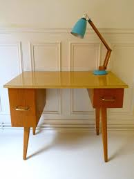 bureau vintage enfant bureau retro bureau vintage jimi en bois naturel bureau r tro