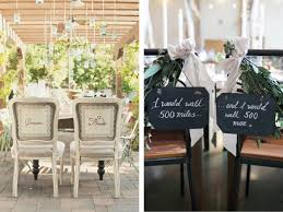 wedding chair signs wedding chair signs tahoe unveiled lake tahoe weddings