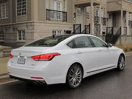hyundai genesis 5 0 review 2015 hyundai genesis 5 0 canadian auto review