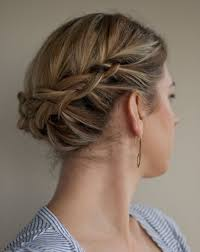 side buns for shoulder length fine hair 10 updo hairstyles for short hair easy updos for women pretty