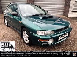 subaru hatchback 2007 used subaru impreza cars for sale motors co uk
