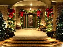 christmas porch decorations christmas porch railing decorations flaviacadime