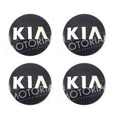 Kia Kora Kia Niro 2017 2018 Genuine Oem Kia Logo Wheel Center Hub Cap 4pcs