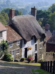 wanderthewood gold hill shaftesbury dorset england by