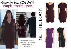fifty shades of grey movie fashion what anastasia wore on