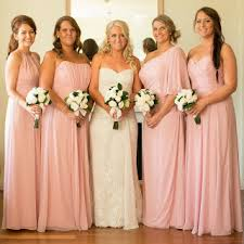 after six bridesmaid dresses shop joielle real weddings soni