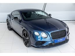 Used Bentley Continental Gt 6 0 W12 Gt Speed Factory Warranty