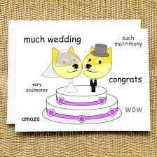 Funniest Doge Meme - funny wedding card funny doge meme wedding card funny