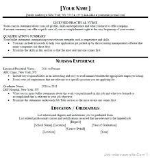 ex of nurse resume skills summary list resume experience summary