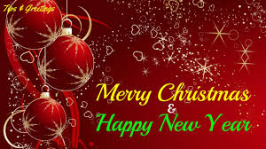 greetings for new year merry christmas happy new year 2017 best wishes greetings sms