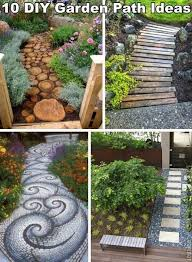 10 unique and creative diy garden path ideas diy cozy home