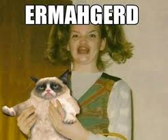 Ermagerd Meme - dress like ermahgerd gersberms girl costume halloween and