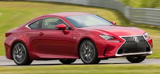 2015 lexus rc debuts at 2015 lexus rc f overview cargurus
