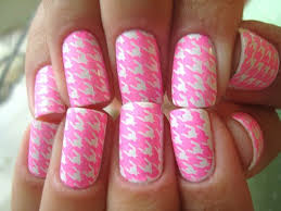 hello kitty nail art design short nail designs