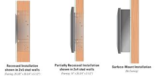 boulevard slimline vent free linear fireplace