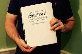 sexton test prep complete sat preparation guide by ben sexton