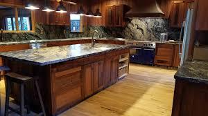 granite island kitchen kitchen countertops bars pacific crest granite