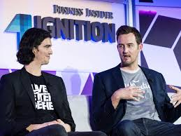 wework tops 20 billion valuation after new round of funding
