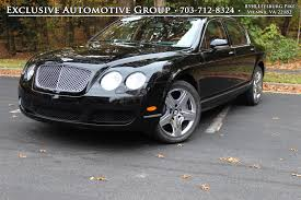 bentley continental flying spur black 2006 bentley continental flying spur stock p038966 for sale near