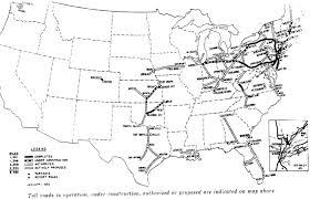 Ez Pass States Map Fileus Toll Roads January 1955jpg Wikimedia Commons Delaware