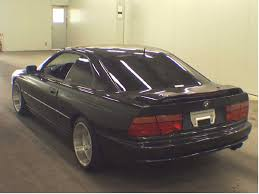 bmw 850i in black with black leather stunning combination auto