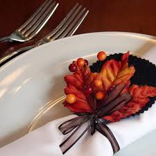 best 25 diy napkin rings thanksgiving ideas on napkin