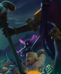 wallpaper coc keren for android 8 best wallpaper clash of clans hd images on pinterest clash