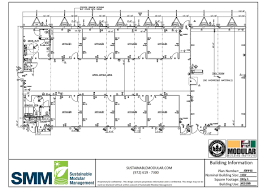 Example Floor Plans Sample Floor Plans Sustainable Modular Management Inc