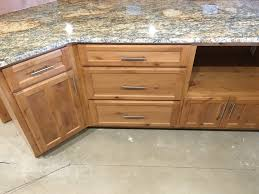 Rustic Alder Kitchen Cabinets Valley Custom Cabinets Cabinetry