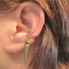 conch piercing cuff shop tragus cuff no piercing on wanelo