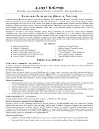 Professional Resume Professional Engineer Resume Berathen Com