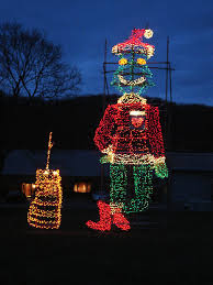 The Grinch Christmas Lights Company Dazzles Zelienople With Holiday Lights Display U2013 Point