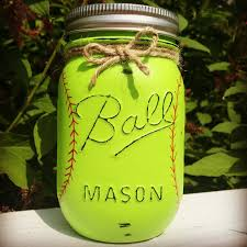 sports themed piggy banks choose 1 jar piggy bank baseball by midnightowlcandleco