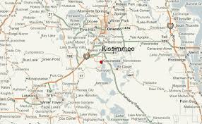 map of kissimmee kissimmee location guide