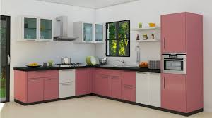 l shaped kitchen pics