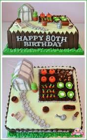 vegetable garden cake for all your cake decorating supplies