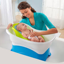 summer infant bath center and shower blue showers decoration summer infant right height bath center tub walmart ca